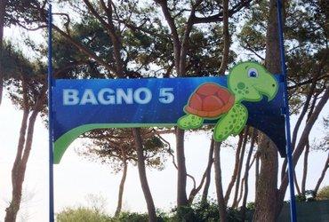 Beach region riviera seo title for Bagno 5 lignano riviera